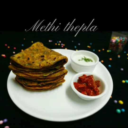 Photo of Methi Thepla by Rupali Kolvekar at BetterButter