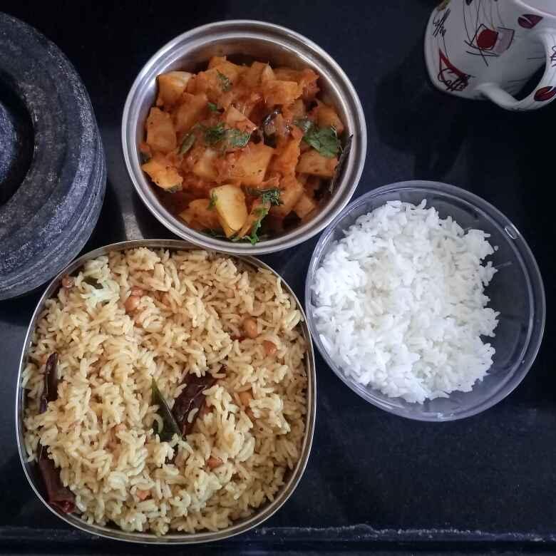 Photo of Potato semi gravy by Ruvanthika  at BetterButter
