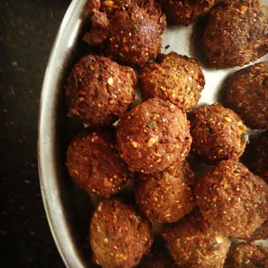 How to make Mutton Kola urundai