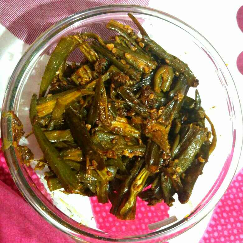 How to make Khatti Bhindi