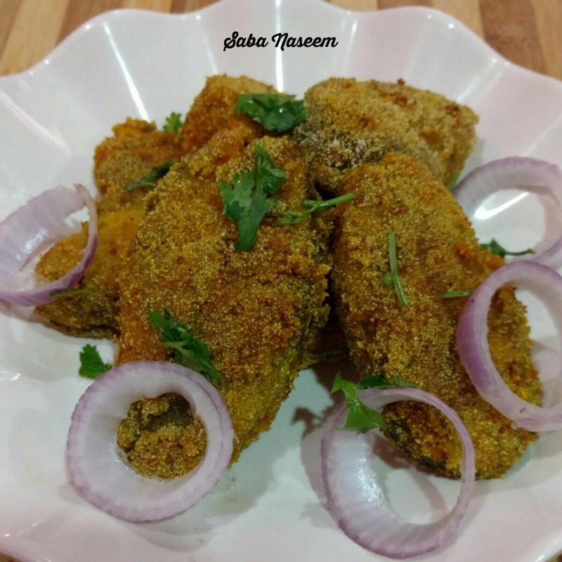 Photo of Crispy Fish Fry by Saba Naseem at BetterButter