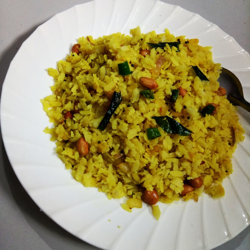 Photo of Kanda Poha by Saba Rehman at BetterButter