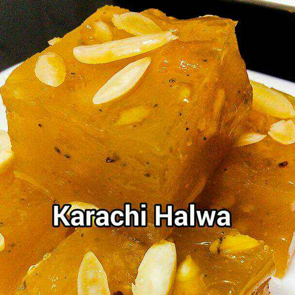 How to make Karachi Halwa