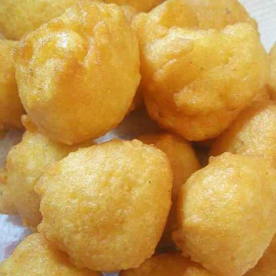How to make Besan fritters