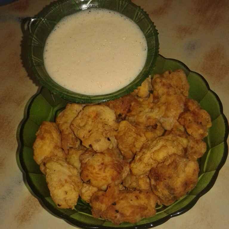 How to make Crunchy chicken