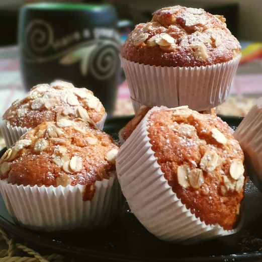 Photo of Carrot muffins by Sabrina Yasmin at BetterButter