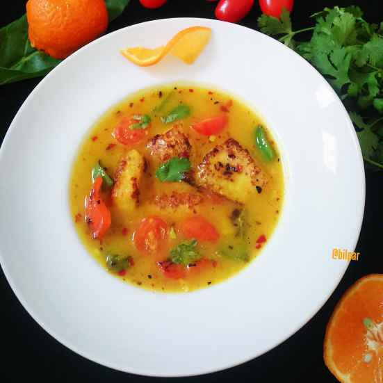 Photo of Sweet and Sour Orange Fish by Sabrina Yasmin at BetterButter