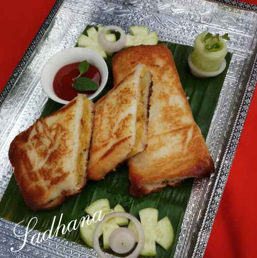 How to make Moong bread patties