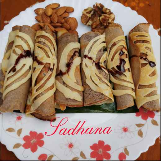 Photo of Choco pan cake roll by Sadhana Dey at BetterButter