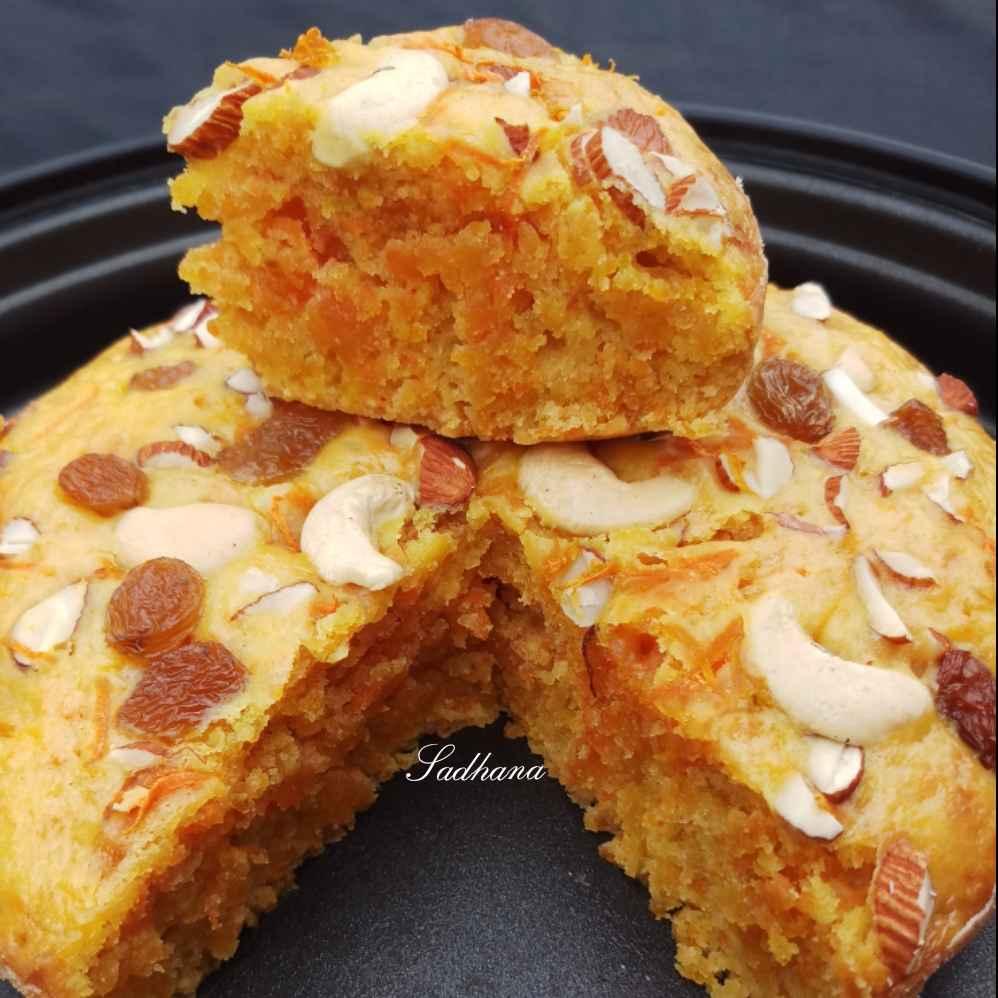 Photo of Pumkin carrot cake by Sadhana Dey at BetterButter