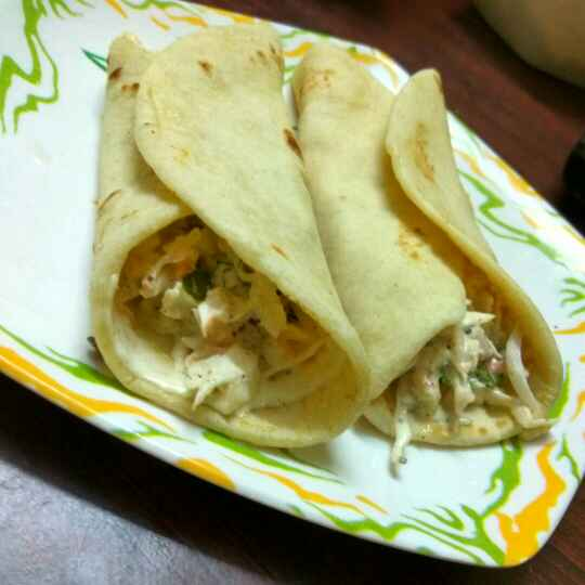 Photo of Chicken shawarma by Safia Nahida at BetterButter