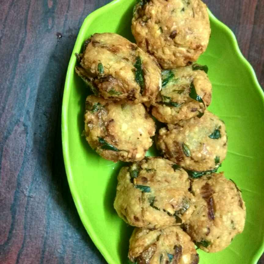 How to make Masal vadai