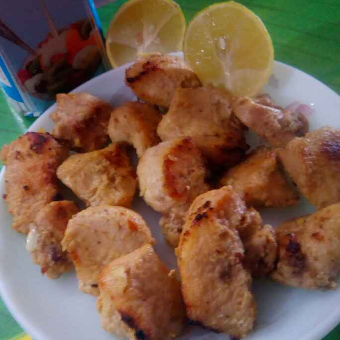 How to make Chicken Malai Kabab