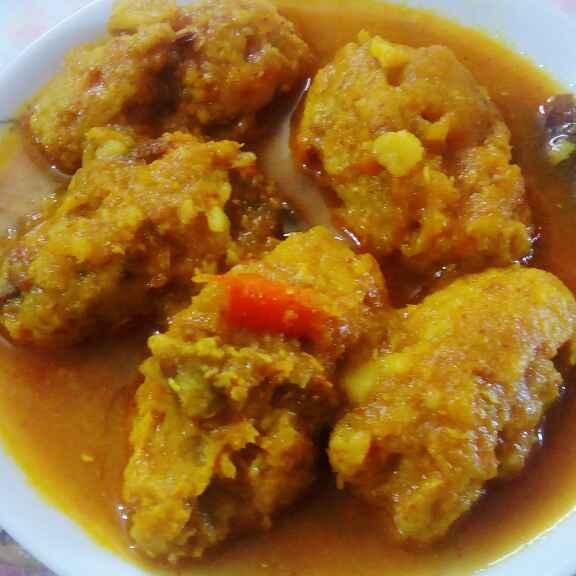 Photo of Chital Macher Muitha/Chital fish dumplings by Sagarika Das at BetterButter