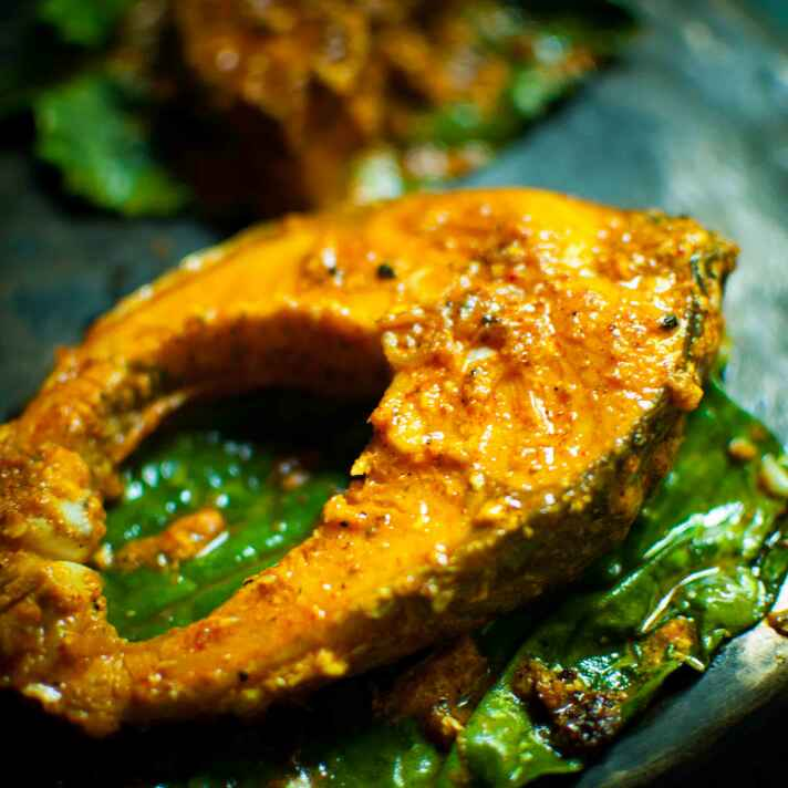 Photo of Poi Macha, a local dish from Odisha by Sai Priya at BetterButter