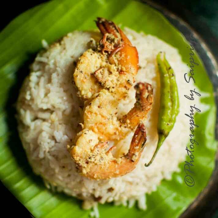 Photo of Bhapa Chingri by Sai Priya at BetterButter