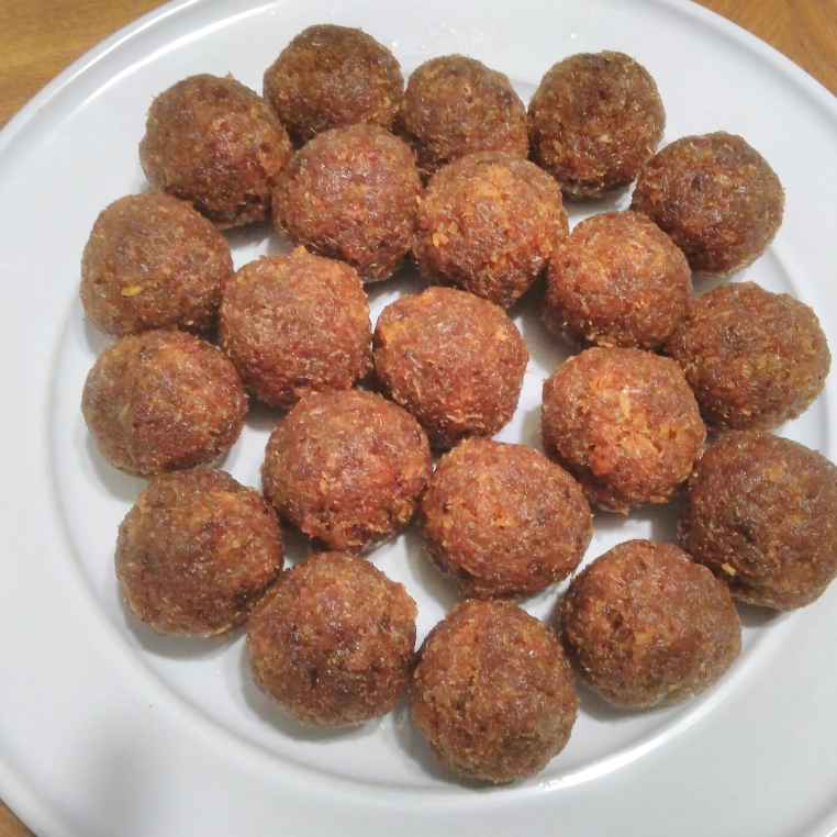 Photo of Coconut laddu by Sailaja Chavali at BetterButter