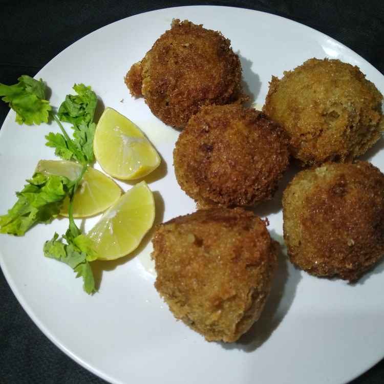 How to make Fry Balls