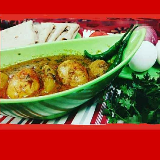 How to make Spicy Egg Korma