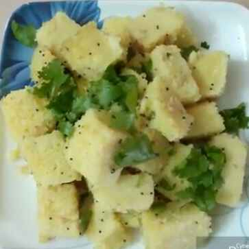 How to make டோக்ளா
