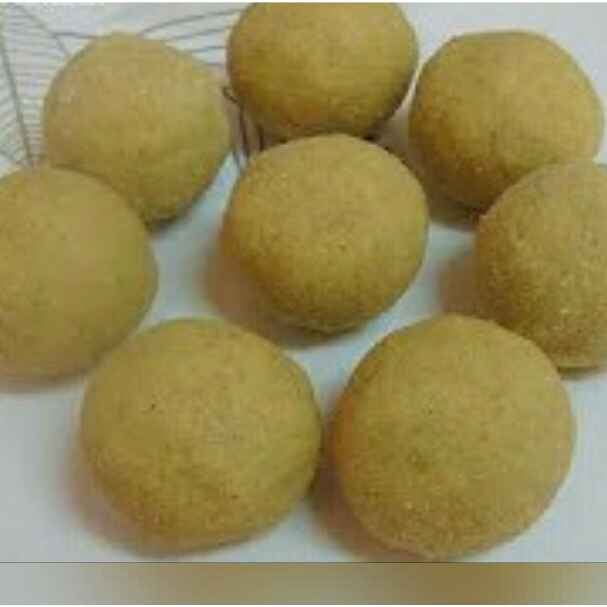 Photo of Foxtail millet ladoo by Saivardhini Badrinarayanan at BetterButter