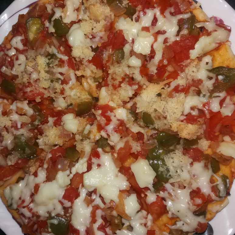 Photo of Pizza by sajida khan at BetterButter