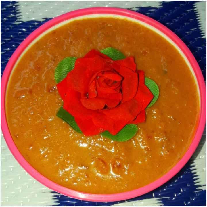 Photo of Tamatar gajar dahi mix chutney by sajida khan at BetterButter
