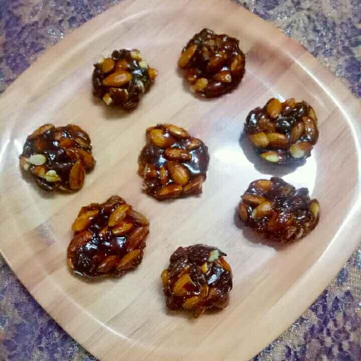 How to make Buttery badam gud chikki