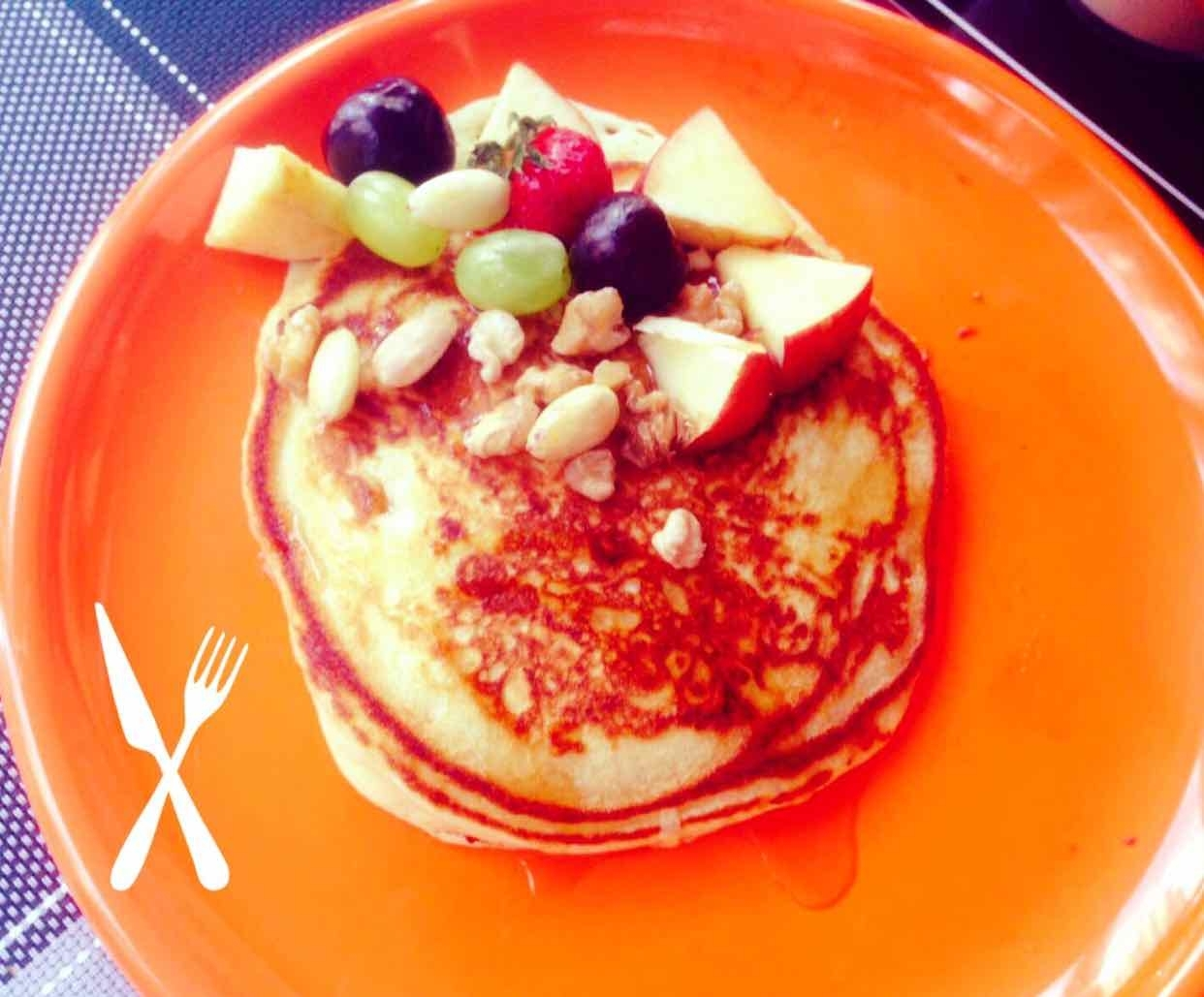 How to make Delicious pancake