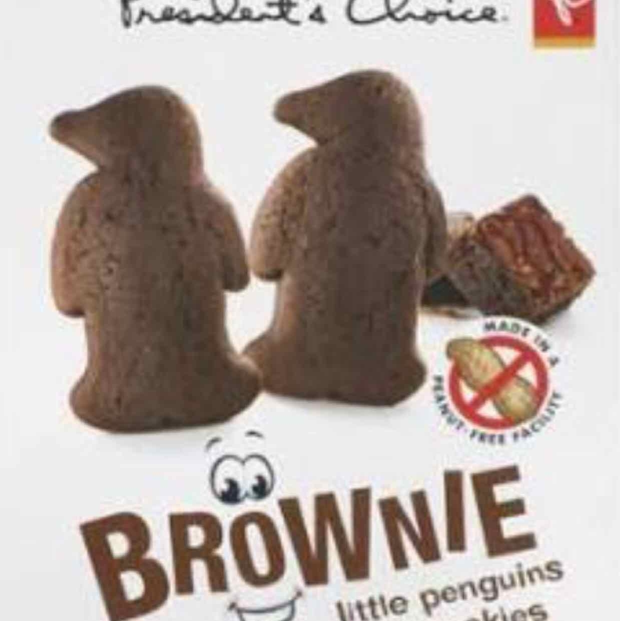 Photo of Baby penguin brownie by Sakshi Chauhan at BetterButter