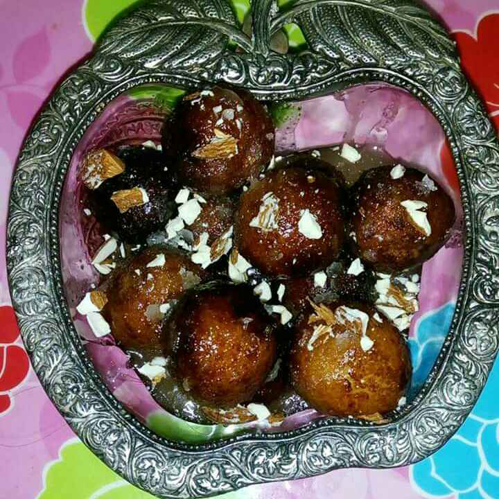 How to make Bread ke gulab jamun
