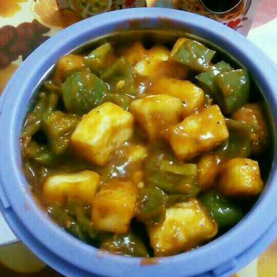 Photo of Chili paneer by Sakshi Goswami at BetterButter