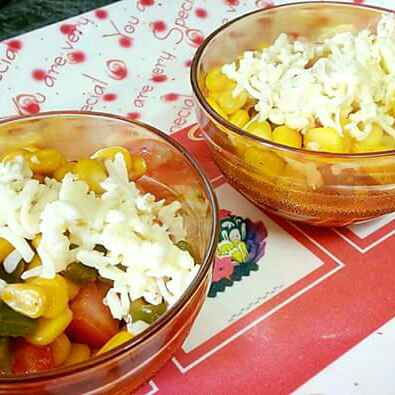 Photo of Cheesy buttery sweet corn by Sakshi Goswami at BetterButter