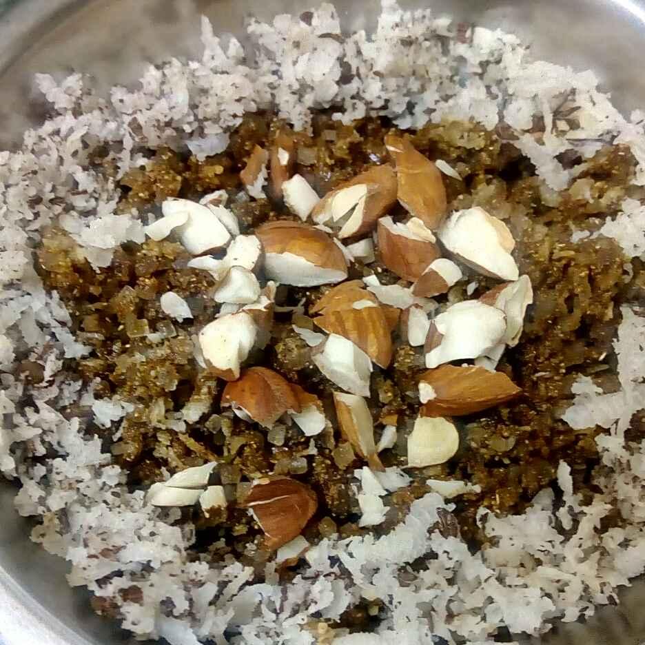 How to make Dhaniya ki panjiri