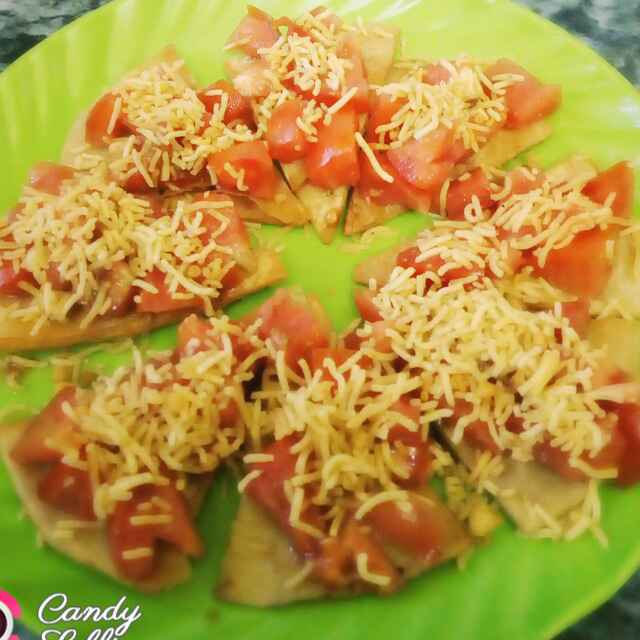 Photo of Nachos chat by Sakshi Goswami at BetterButter