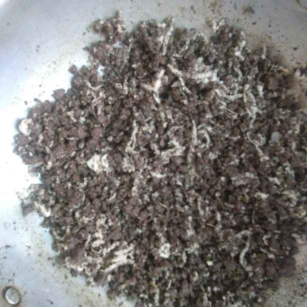 Photo of Lamb blood fry by Sakthi Durga J at BetterButter