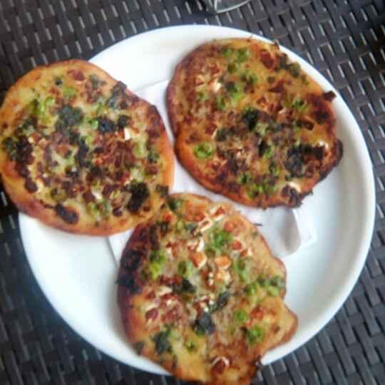 How to make Moong veggies cheele