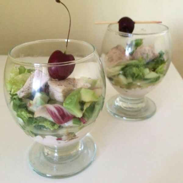 How to make Cocktail Salad