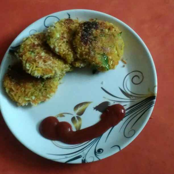 Photo of Corn oats tikki by Samata Naik-Dalvi at BetterButter