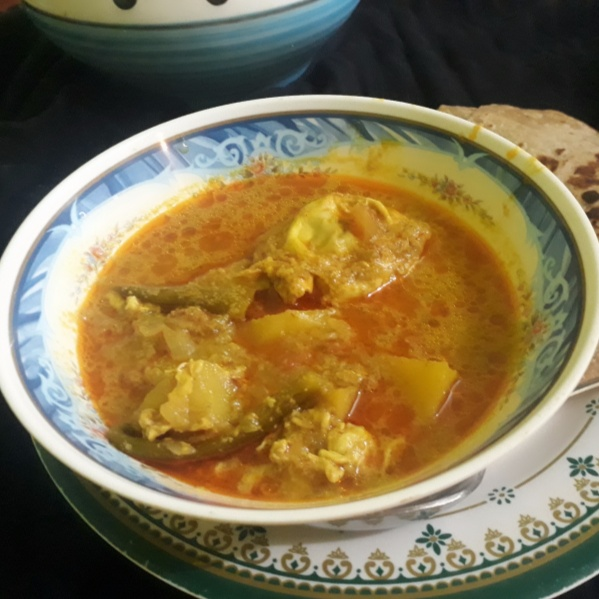 Photo of Masala egg curry by Manaal Rabiya at BetterButter