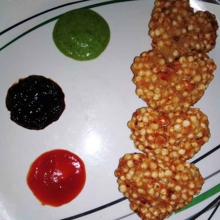Photo of sabudana vada by samina shaikh at BetterButter