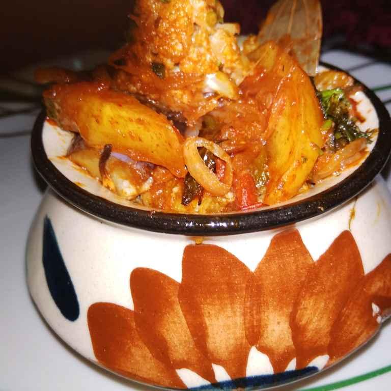 Photo of veg kormaa by samina shaikh at BetterButter