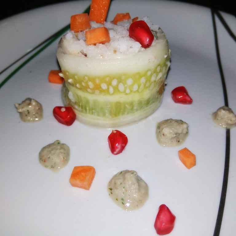 Photo of Maharashtrain Sushi by samina shaikh at BetterButter
