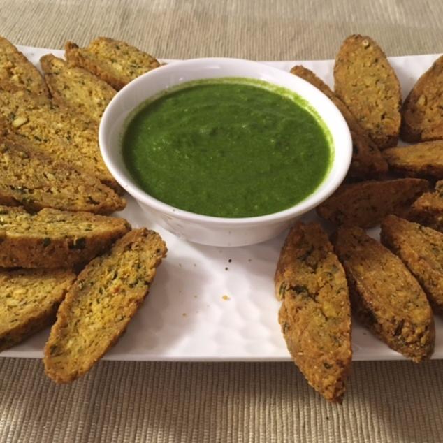 How to make Hot & Crunchy Kalmi Vada (Lentil Cutlets)