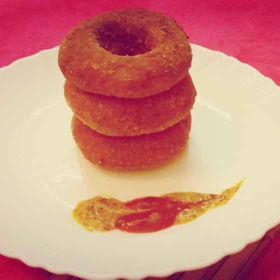 Photo of Chicken donut by sampa sardar at BetterButter