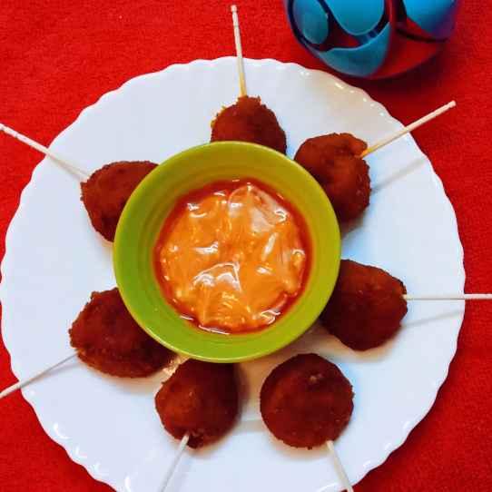 Photo of Vegetable lollipop by sampa sardar at BetterButter