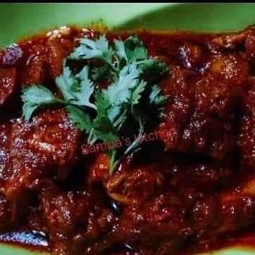 Photo of Patiala chicken by sampa sardar at BetterButter
