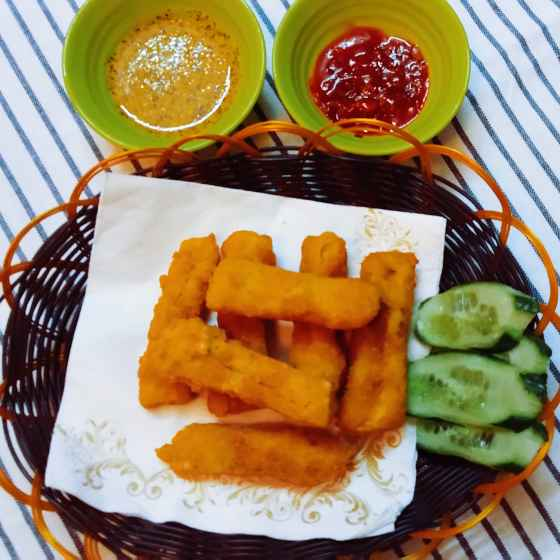 Photo of Egg french fries by sampa sardar at BetterButter