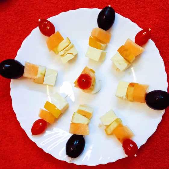 Photo of Fruit salad by sampa sardar at BetterButter