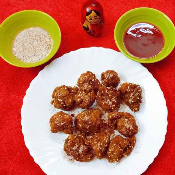 Photo of Gobi popcorn by sampa sardar at BetterButter